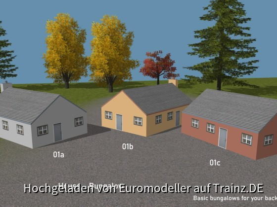 House - Bungalow 01