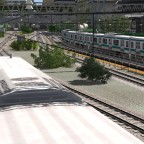 Yamanote-Linie Optik Verbesserungen