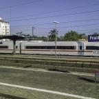 BR 407 in Frankfurt Höchst