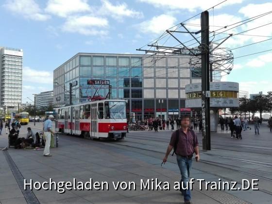 Tatra-Sonderfahrt September 2016