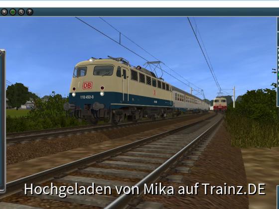 BR110 nahe Erlangen 2
