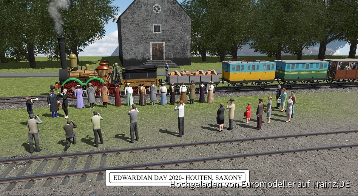 Fictional Edwardian Day
