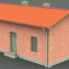 Wohnhaus des Vorstehers der Haltestelle Sommerstedt