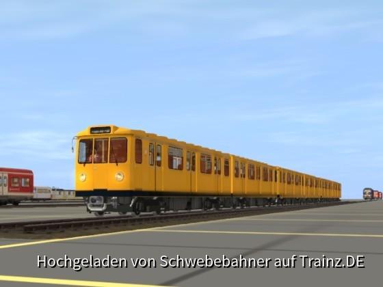 Nie veröffentlichter Krempel - BVG A3L