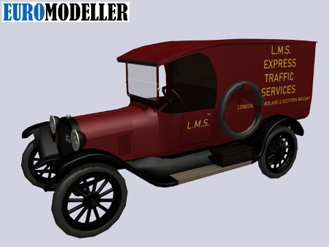 Ford TT LMS
