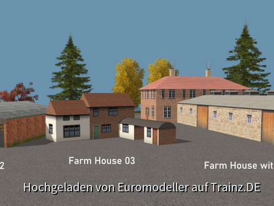 Farm Houses and Barns