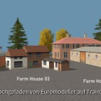 Farm Houses and Barns