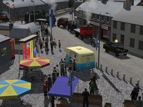 Steam Festival Weekend in Pentre Cwningar-2