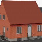 Bedre Byggeskik Huse - Danish House Typ M