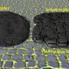 Parallax Occlusion Mapping (POM)