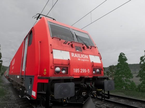 TrainSimWorld