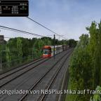 Auf der Hochbahn - Linie 13