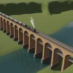 WIP: Bietigheimer Eisenbahnviadukt