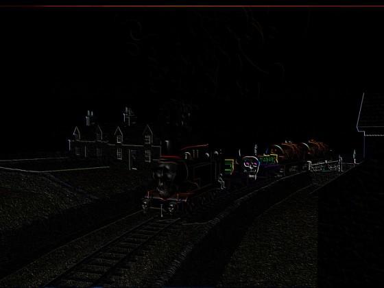 Thomas The Goth Engine