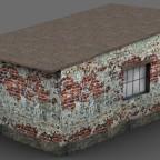 Kleine Garage