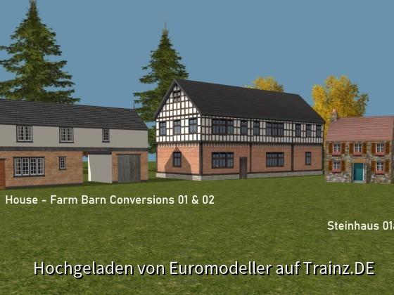 Barn Conversions  +Steinhaus