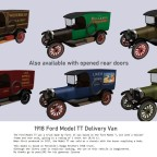 Ford TT Collection 1