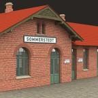 Haltestelle Sommerstedt 1870