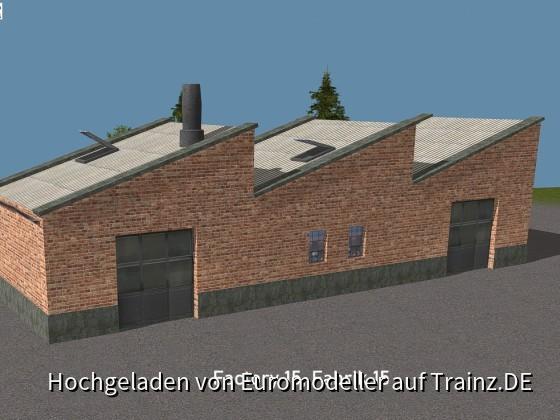 Factory 15, Fabrik 15