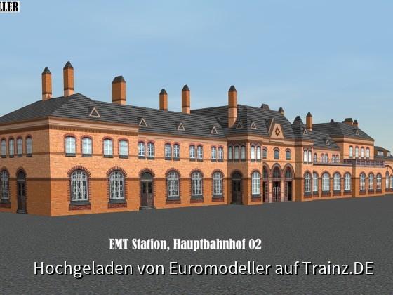 EMT Staion, Hauptbahnhof 02b