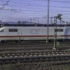 BR 401 001 in Frankfurt Höchst