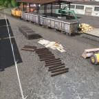 Rangieren in Colbitz