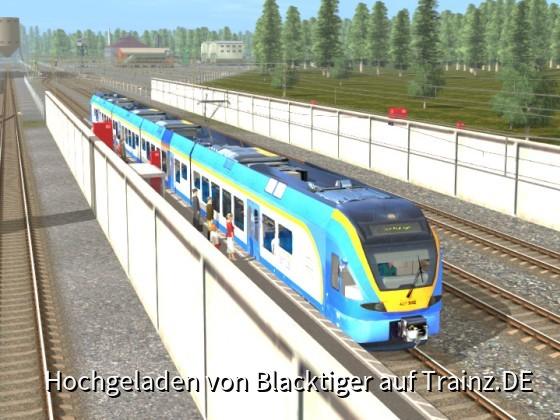 PTP2 Züge in Tane