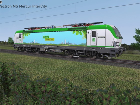 EMT Vectron MS  Mercur InterCity