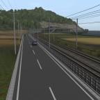 Zwischen Sugomori Minato und Chīsana Minato