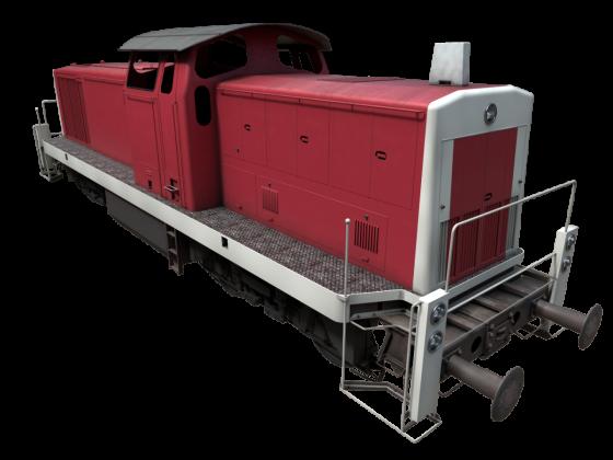 V90 - BR 290 - Orientrot