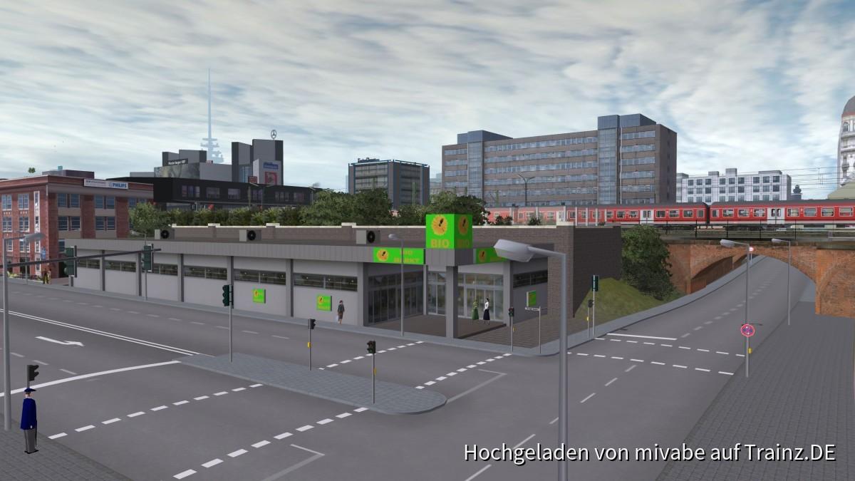 Unterführung Hammer Straße