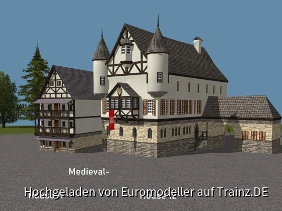 Medieval House / Faxhwerkhaus