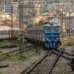 serbischer Elektrotriebwagen der Baureihe 412