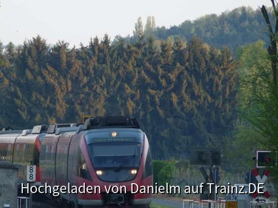 Voreifelbahn bei Witterschlick