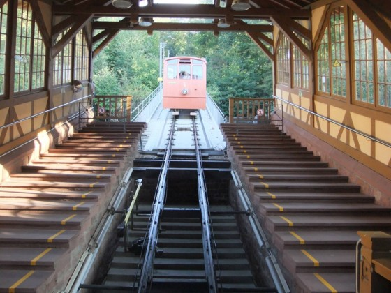 Obere Bergbahn, Heidelberg