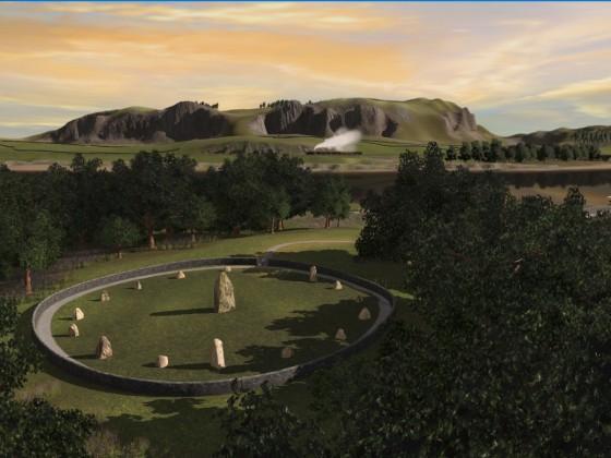 The Carrach Circle