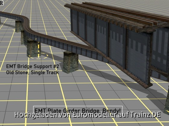 EMT Plate Girder Bridge