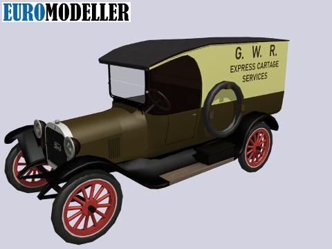 Ford TT GWR