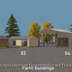 Farm Buildings 02, 03, 04