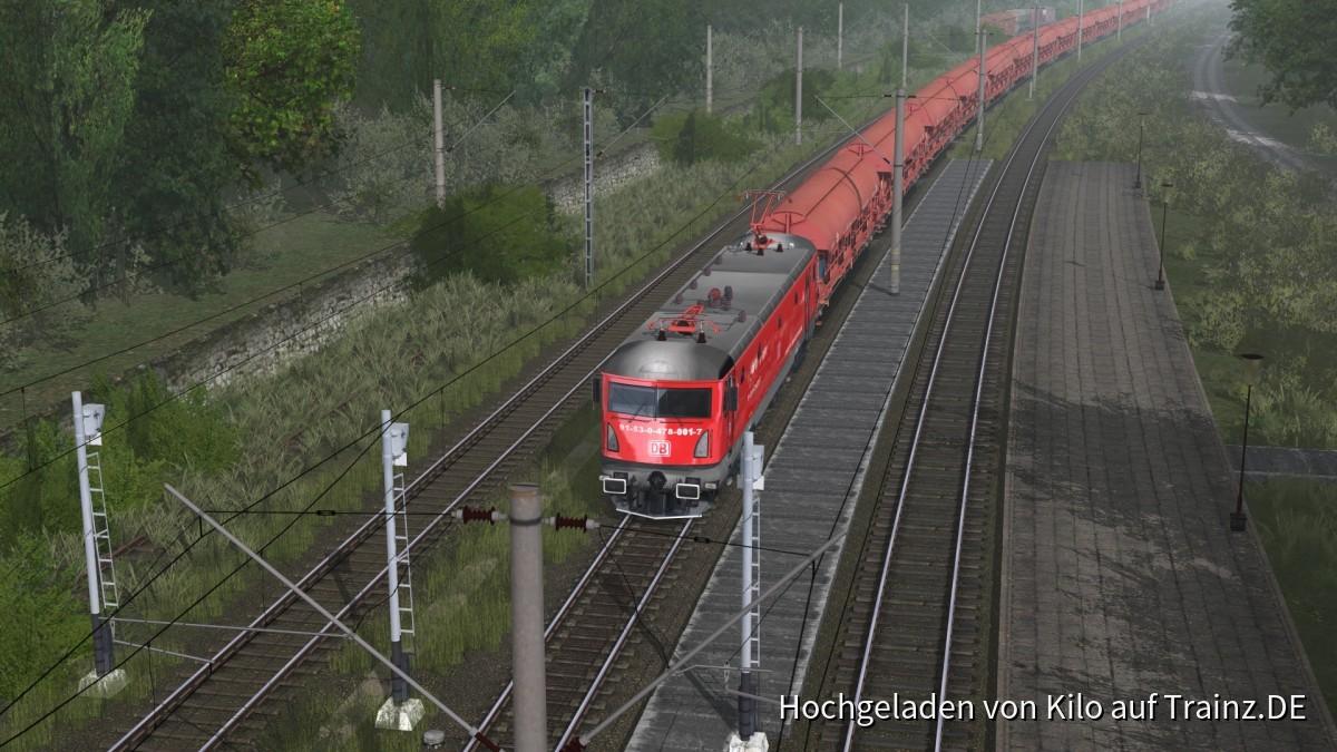 DBCR at speed