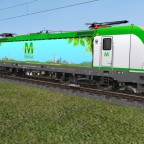 Vectron 193 Merkur Intercity