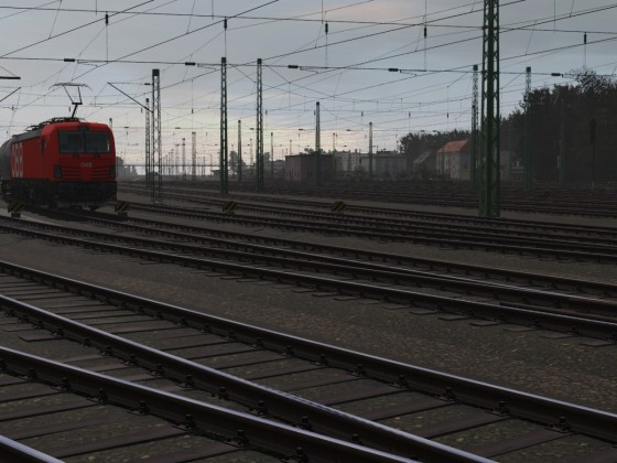 Vectron in Ingolstadt