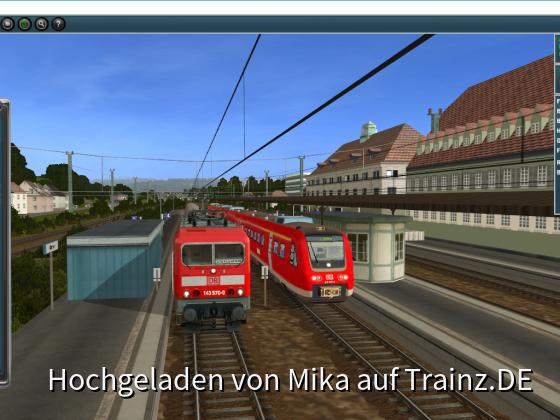 Bahnhof Kronach
