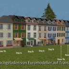Houses 12 + 13 + Shops 1