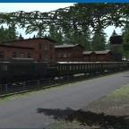 Tegernberger Museumsbahn-Zug
