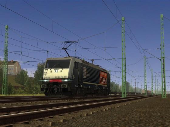 MRCE Lokomotive