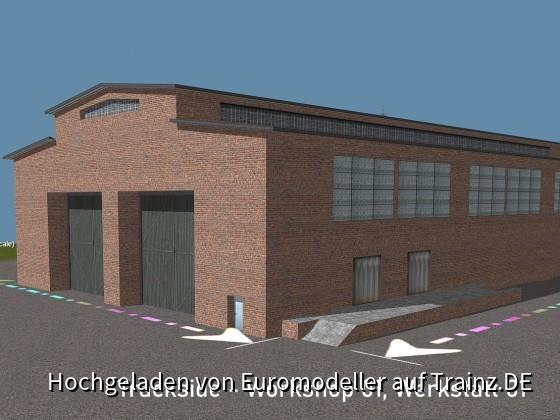 Trackside- Workshop 01, Werkstatt 01