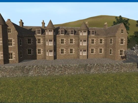 Carrachmuir Castle-3-Family-and-guest-rooms