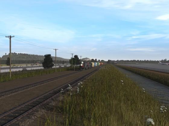 """Unterwegs in Amerika - """"Cotton Belt Route"""""""