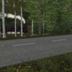 Kurz vor Einfahrt in Drei Annen Hohne